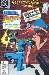 Cover Thumbnail for Secret Origins (DC, 1986 series) #26