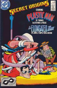 Cover Thumbnail for Secret Origins (DC, 1986 series) #30 [Direct]