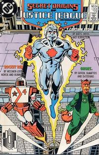 Cover for Secret Origins (DC, 1986 series) #34 [Direct]