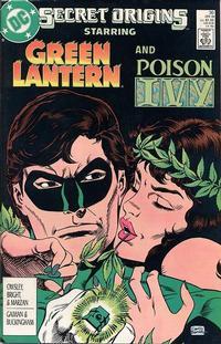 Cover for Secret Origins (DC, 1986 series) #36