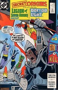 Cover Thumbnail for Secret Origins (DC, 1986 series) #37 [Direct]