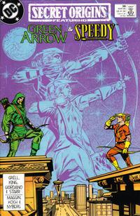 Cover Thumbnail for Secret Origins (DC, 1986 series) #38 [Direct]
