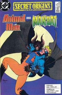 Cover Thumbnail for Secret Origins (DC, 1986 series) #39 [Direct Edition]