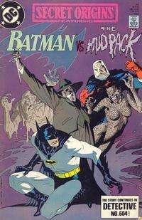 Cover for Secret Origins (DC, 1986 series) #44