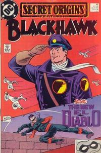 Cover Thumbnail for Secret Origins (DC, 1986 series) #45 [Direct]
