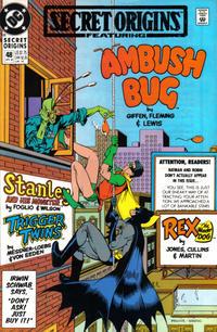 Cover Thumbnail for Secret Origins (DC, 1986 series) #48