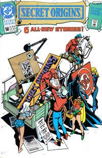 Cover Thumbnail for Secret Origins (DC, 1986 series) #50