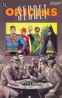Cover Thumbnail for Secret Origins of the World's Greatest Super-Heroes (DC, 1989 series)