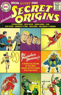 Cover Thumbnail for Secret Origins Replica Edition (DC, 1998 series) #1
