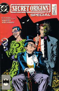 Cover for Secret Origins Special (DC, 1989 series) #1