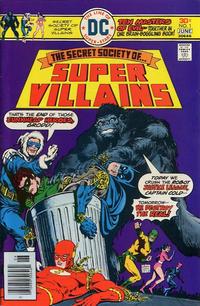 Cover Thumbnail for Secret Society of Super-Villains (DC, 1976 series) #1