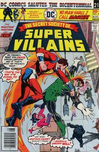 Cover Thumbnail for Secret Society of Super-Villains (DC, 1976 series) #2