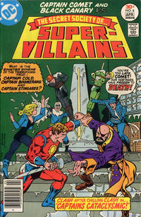 Cover Thumbnail for Secret Society of Super-Villains (DC, 1976 series) #6