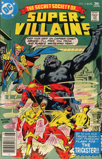Cover Thumbnail for Secret Society of Super-Villains (DC, 1976 series) #8
