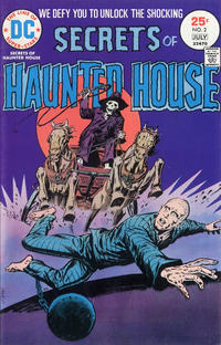 Cover Thumbnail for Secrets of Haunted House (DC, 1975 series) #2