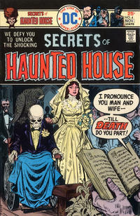 Cover Thumbnail for Secrets of Haunted House (DC, 1975 series) #4
