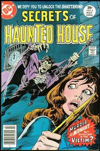 Cover Thumbnail for Secrets of Haunted House (DC, 1975 series) #6
