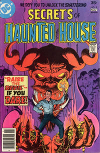 Cover Thumbnail for Secrets of Haunted House (DC, 1975 series) #8