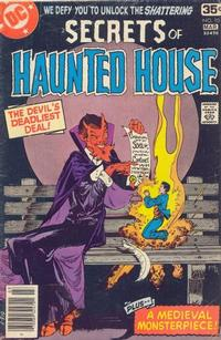 Cover Thumbnail for Secrets of Haunted House (DC, 1975 series) #10
