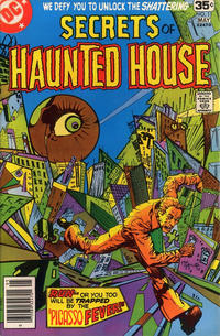 Cover Thumbnail for Secrets of Haunted House (DC, 1975 series) #11