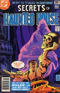 Cover Thumbnail for Secrets of Haunted House (DC, 1975 series) #12