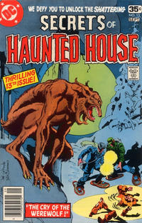 Cover Thumbnail for Secrets of Haunted House (DC, 1975 series) #13