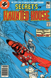Cover Thumbnail for Secrets of Haunted House (DC, 1975 series) #16