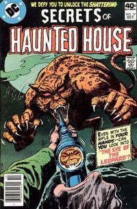 Cover Thumbnail for Secrets of Haunted House (DC, 1975 series) #17