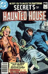 Cover Thumbnail for Secrets of Haunted House (DC, 1975 series) #23