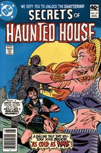 Cover Thumbnail for Secrets of Haunted House (DC, 1975 series) #27