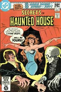 Cover Thumbnail for Secrets of Haunted House (DC, 1975 series) #30 [Direct]