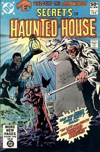 Cover Thumbnail for Secrets of Haunted House (DC, 1975 series) #33 [Direct Sales]