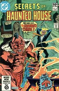 Cover Thumbnail for Secrets of Haunted House (DC, 1975 series) #37 [Direct]