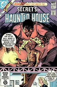 Cover Thumbnail for Secrets of Haunted House (DC, 1975 series) #41 [Direct Sales]