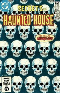 Cover Thumbnail for Secrets of Haunted House (DC, 1975 series) #42 [Direct Sales]