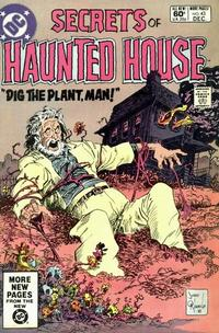 Cover Thumbnail for Secrets of Haunted House (DC, 1975 series) #43 [Direct]