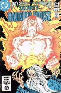 Cover Thumbnail for Secrets of Haunted House (DC, 1975 series) #45 [Direct]