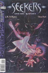 Cover Thumbnail for Seekers into the Mystery (DC, 1996 series) #2