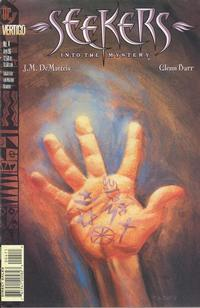 Cover Thumbnail for Seekers into the Mystery (DC, 1996 series) #4