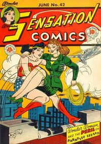 Cover Thumbnail for Sensation Comics (DC, 1942 series) #42