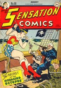 Cover Thumbnail for Sensation Comics (DC, 1942 series) #68