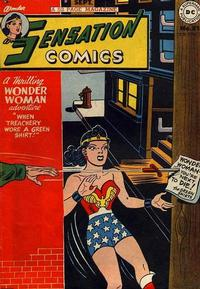 Cover Thumbnail for Sensation Comics (DC, 1942 series) #81
