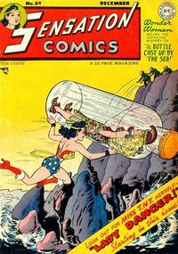 Cover Thumbnail for Sensation Comics (DC, 1942 series) #84