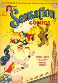 Cover Thumbnail for Sensation Comics (DC, 1942 series) #98