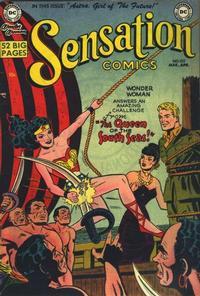 Cover Thumbnail for Sensation Comics (DC, 1942 series) #102