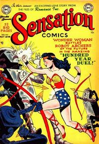 Cover Thumbnail for Sensation Comics (DC, 1942 series) #103