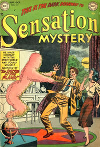 Cover Thumbnail for Sensation Mystery (DC, 1952 series) #111