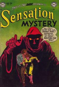 Cover Thumbnail for Sensation Mystery (DC, 1952 series) #113
