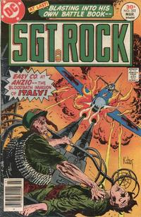 Cover Thumbnail for Sgt. Rock (DC, 1977 series) #302