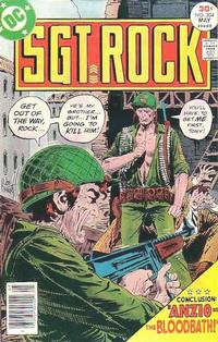 Cover Thumbnail for Sgt. Rock (DC, 1977 series) #304